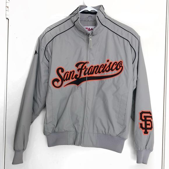 premium selection e025e be1dc San Francisco Giants Jacket
